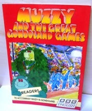 Muzzy and the Great Gondoland Games