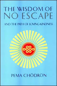 The Wisdom of no Escape ( and the Path of Loving - Kindness )