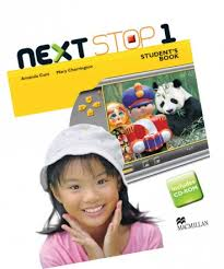 Next Stop 1, Students Book
