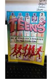 English as Foreign Language Teens Book 3