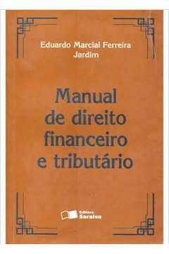 Manual de Direito Financeiro e Tributário