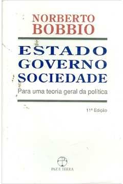 Estado, Governo, Sociedade: para uma Teoria Geral da Política