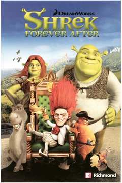 Shrek Forever After - High Beginner - Level 3 (com Cd)