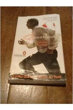 12 Anos de Escravidão o Livro Que Deu Origem ao Filme