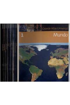 Grandes Atlas Universal - Grandes Atlas Universal 9 Volumes