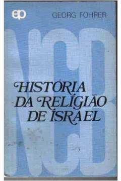 História da Religião de Israel