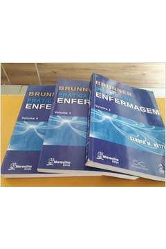 Brunner Prática de Enfermagem - 4 Volumes
