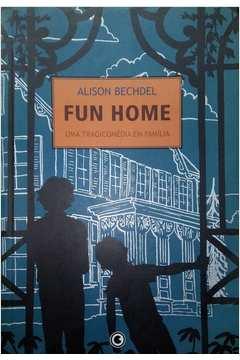 Fun Home: uma Tragicomédia Em Família