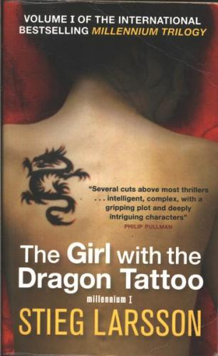 The Girl With the Dragon Tattoo - Millennium 1