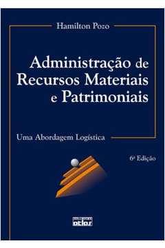 Administração de Recursos Materiais e Patrimoniais