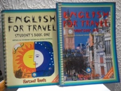 English For Travel Students Book One / Workbook - 2 Volumes