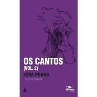 Os Cantos - Volume 2 - Edição de Bolso
