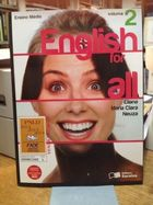English For All Volume 2 Inclui Cd