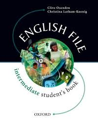 English File Intermediate Students Book