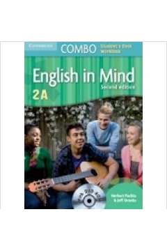 English in Mind 2a - Students Book - Workbook - Com Cd