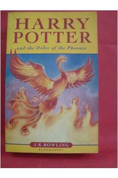 Harry Potter - and the Order of the Phoenix