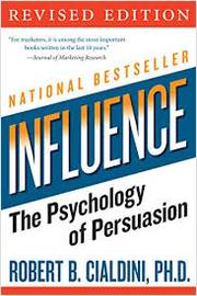 National Bestseller - Influence - the Psychology of Persuasion