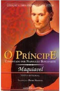 O Príncipe (comentado por Napoleão Bonaparte)