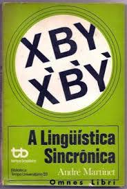 A Linguistica Sincronica - ótimo Estado -