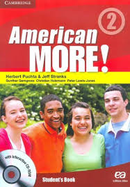 American More! 2 Students Book
