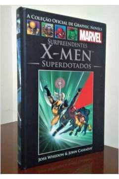 Surpreendentes X-men - Superdotados