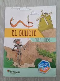 El Quijote - para Niños