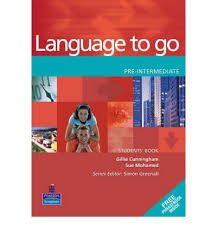 Language to Go: Phrasebook - Pre-intermediate