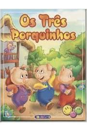 Livro Os Tres Porquinhos Classicos De Ouro Estante Virtual