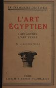L Art Egyptien