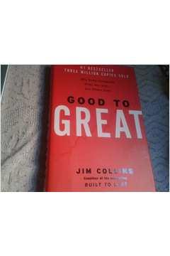 Livro good to great empresas feitas para vencer jim collins good to great fandeluxe Gallery