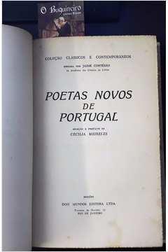 Poetas Novos de Portugal - Exemplar Especial