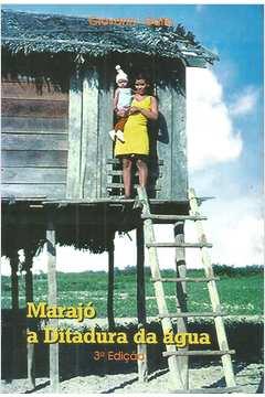 Resultado de imagem para capa livro Marajó diatuda da água de Giovanni Gallo