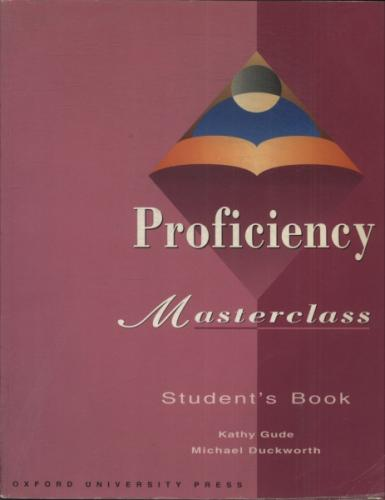 Proficiency Masterclass Students Book 2000