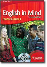 English in Mind 1 Workbook - Second Edition