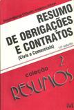 Resumo de Obrigações e Contratos Civis Comerciais (coleção Resumos 2)