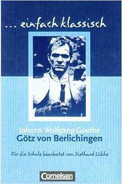 Gotz Von Berlichingen de Johann Wolfgang Von Goethe pela Cornelsen (2003)