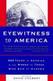 Eyewitness to America 500 Years of America