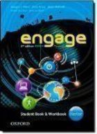 Engage: Starter: Student Book and Workbook With Multirom
