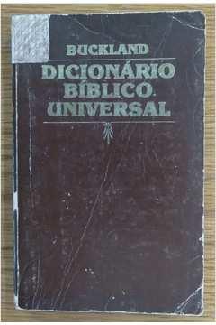 Dicionário Bíblico Universal