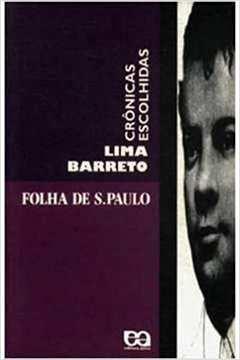 Crônicas Escolhidas Lima Barreto