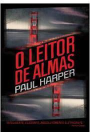 O Leitor de Almas de Paul Harper pela Paralela (2012)