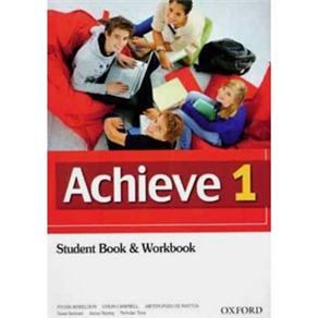 Achieve 1 Student Book & Workbook