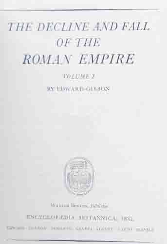 The Decline and Fall of the Roman Empire Vol. 2