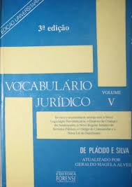Vocabulário Jurídico - Volume V