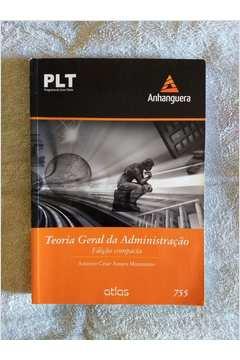 Teoria Geral da Administração - Plt 755 - Edição Compacta