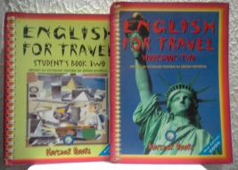 English For Travel: Students Book Two / Workbook - 2 Volumes
