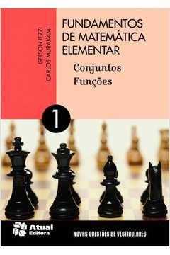 Fundamentos de Matemática Elementar Vol.1 Conjuntos e Funções