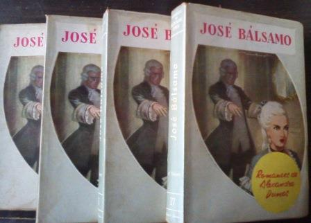 Jose Balsamo 4 Volumes