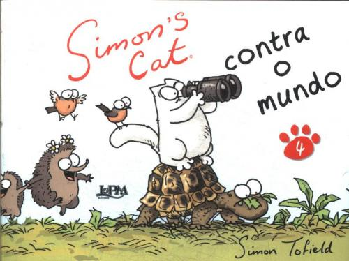 Simons Cat Contra o Mundo Vol 4