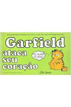 Garfield Ataca Seu Coração